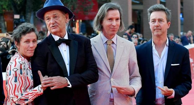 Wypełniony gwiazdami zwiastun najnowszego filmu Wesa Andersona