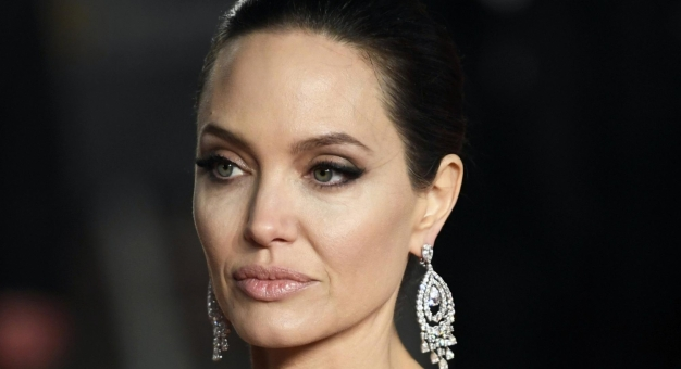 Najbardziej podziwiana Angelina Jolie
