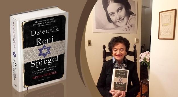 Dziennik Reni Spiegel. Życie młodej dziewczyny w cieniu Holocaustu