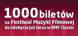Weź udział w naszej nowej zabawie i wygraj bilety na FMF!