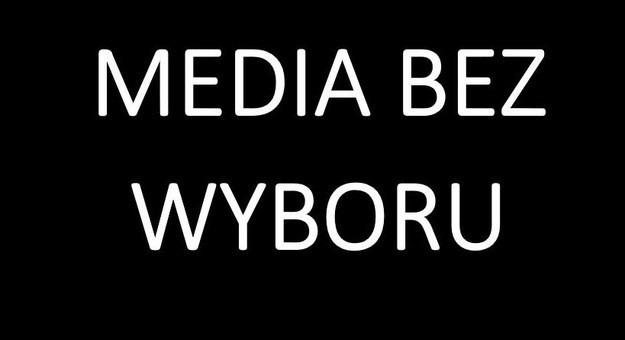 Media bez wyboru. Protest w sprawie podatku od mediów: Wyjaśniamy dlaczego