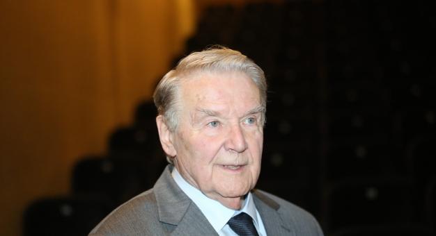 Leonard Pietraszak honorowym Obywatelem Bydgoszczy