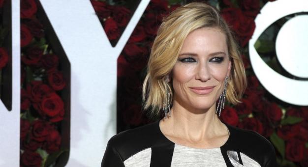 Cate Blanchett przewodniczącą jury Festiwalu Filmowego w Wenecji