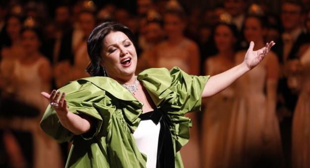 Światowej sławy śpiewaczka Anna Netrebko w szpitalu z powodu Covid-19