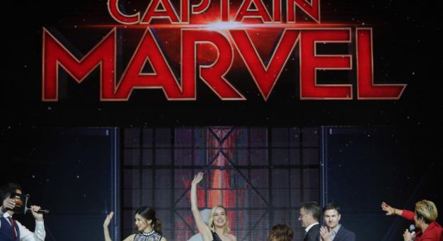 """Znamy tytuły drugich części filmów """"Czarna Pantera"""" i """"Kapitan Marvel"""""""