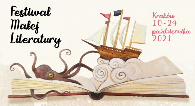 Festiwal Małej Literatury. Poczuj magię małej literatury!