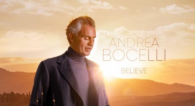 Andrea Bocelli - nowa płyta!