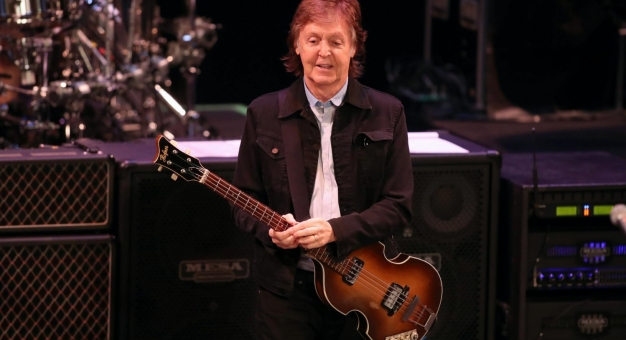 Paul McCartney pisze piosenki do musicalu