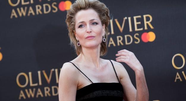 Gillian Anderson wcieli się w Margaret Thatcher