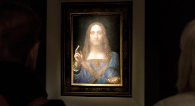 """""""NYT"""": """"Zbawiciel świata"""" Leonarda da Vinci nabyty przez saudyjskiego księcia"""