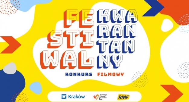 """Ruszył """"Festiwal Kwarantanny"""", czyli konkurs filmowy dla uczniów"""