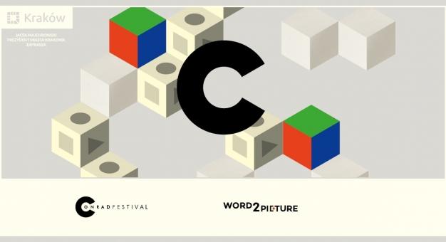 Przemysły książki w duecie z filmem! Festiwal Conrada przedstawia Word2Picture
