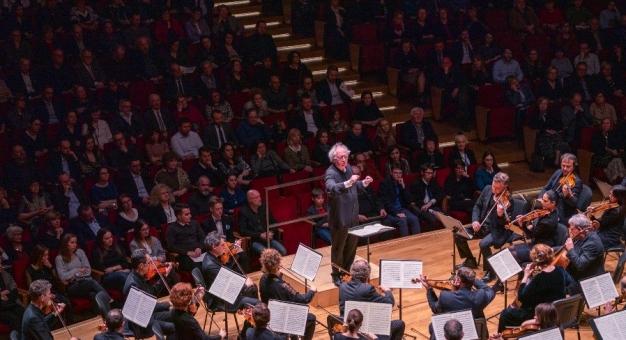Siła spokoju – Faust i Herreweghe podczas ICE Classic
