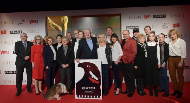 Ogłoszono nominacje do Polskich Nagród Filmowych Orły 2019