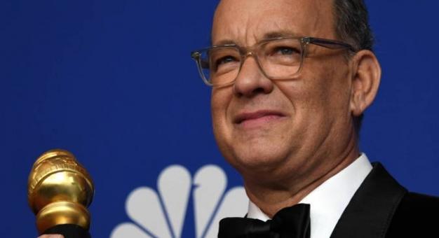 """Premiera filmu """"Bios"""" z Tomem Hanksem została przesunięta o cztery miesiące"""