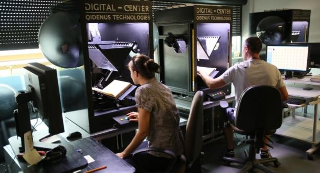 Biblioteka Narodowa uruchomiła nową usługę - digitalizacja na życzenie