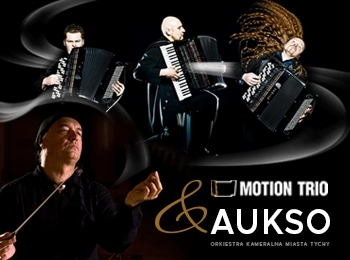 MOTION TRIO & AUKSO – LIVE STREAM