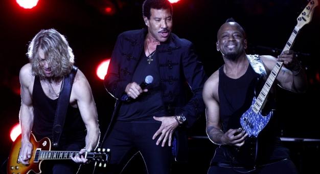 "Lionel Richie koncertowo - ""Hello From Las Vegas"""