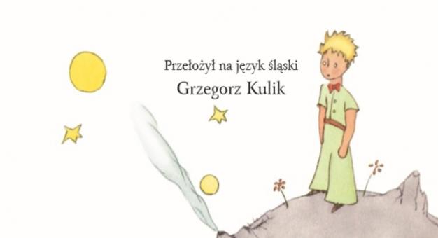 """""""Mały Książę"""" ukazał się po śląsku"""