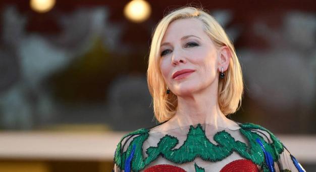 Cate Blanchett i Bradley Cooper na pierwszych zdjęciach z nowego filmu Guillermo del Toro