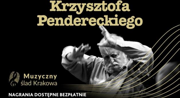 Tomcio Paluch i wilk – nieznana muzyka teatralna i filmowa Krzysztofa Pendereckiego