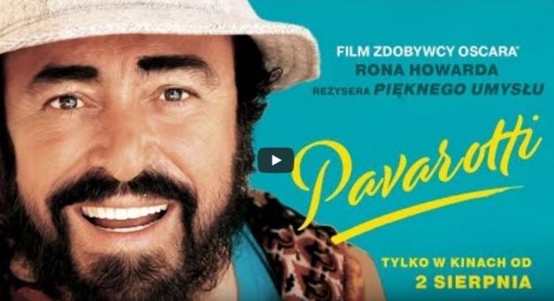 Laureat Oscara nakręcił film o Pavarottim