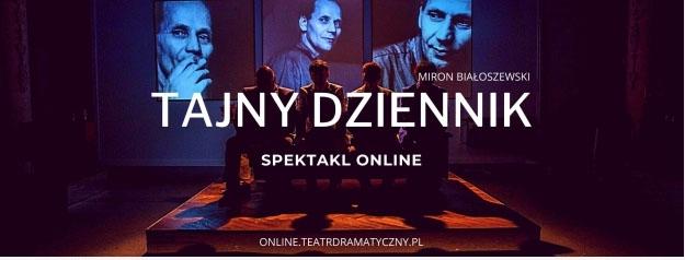 Teatr Dramatyczny rozpoczął prezentację spektakli online