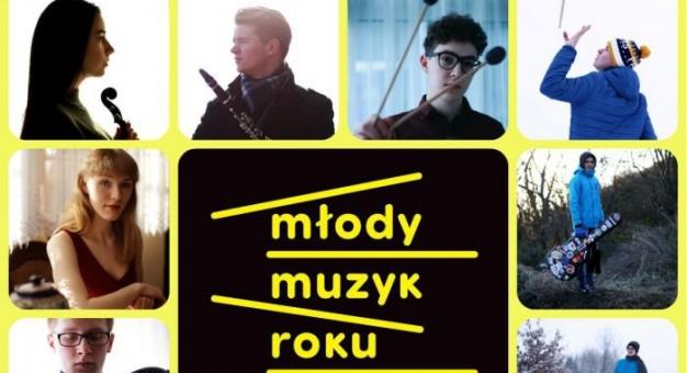 5 finalistów konkursu Młody Muzyk Roku 2018
