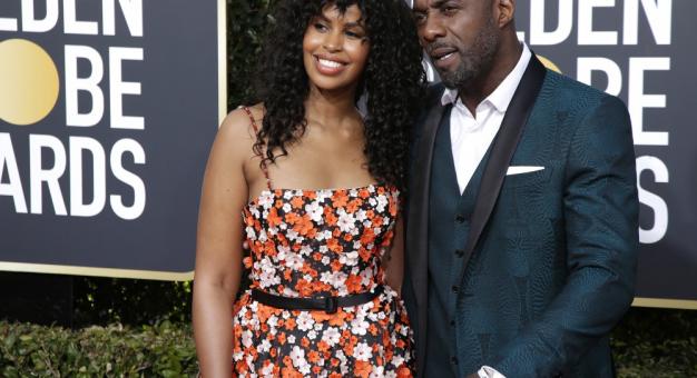 Idris Elba ze swoją trzecią żoną uruchamia podcast o... związkach