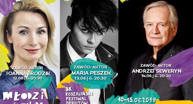 """Rozpoczął się 38. Koszaliński Festiwal Debiutów Filmowych """"Młodzi i Film"""""""