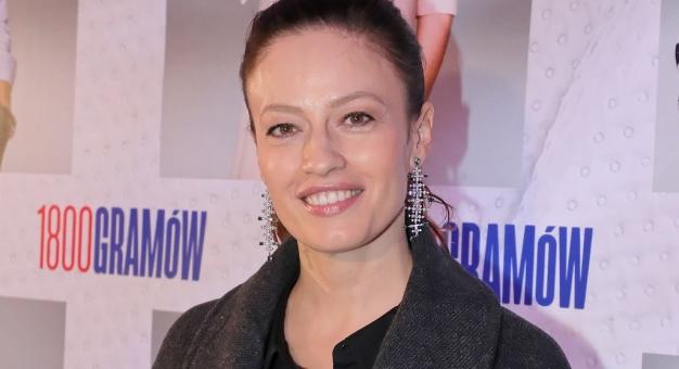 Magdalena Różczka - wspiera adopcje, w życiu i w filmie
