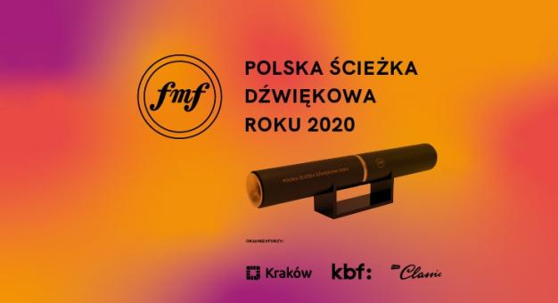 Polska Ścieżka Dźwiękowa Roku 2020 – znamy nominowanych!