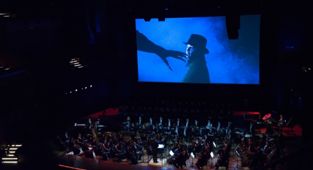 12. Festiwal Muzyki Filmowej w Krakowie: Dracula Live in Concert