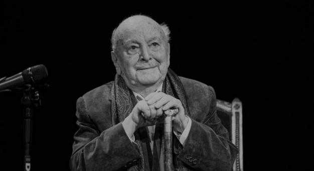 """Nie żyje Leopold Kozłowski - Kleiman. """"Ostatni klezmer Galicji"""" miał 100 lat"""