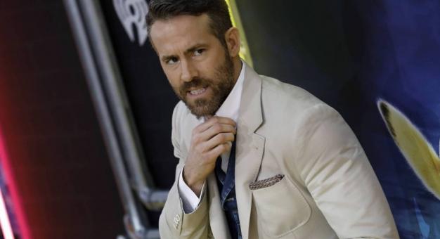 Ryan Reynolds zachęca do pozostawania w domach, ale jak zawsze w ironiczny sposób