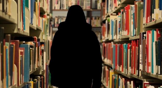 Handel narkotykami w stołecznej bibliotece