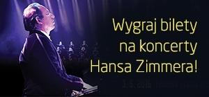 Wygraj bilety na koncerty Hansa Zimmera!