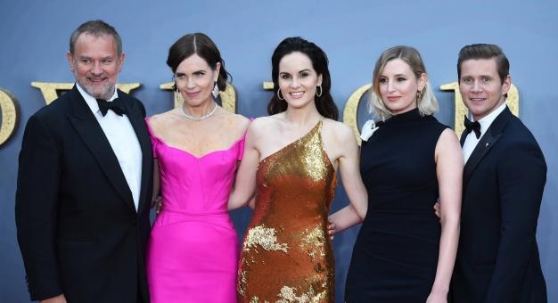 """W czym tkwi sukces """"Downton Abbey""""?"""