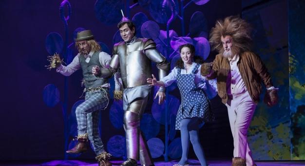 """""""Czarnoksiężnik z Krainy Oz"""" z Judy Garland ma 70 lat"""
