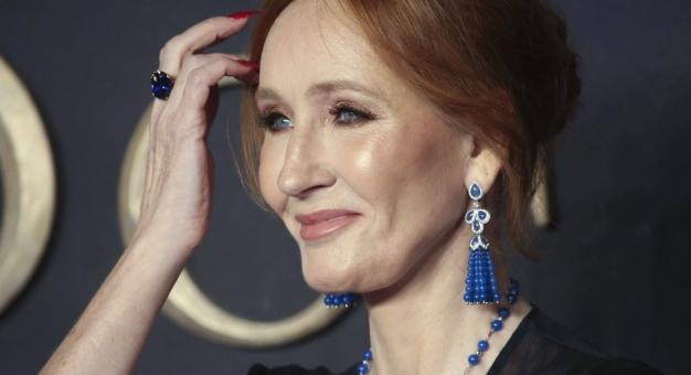 J.K. Rowling publikuje w internecie książkę dla dzieci