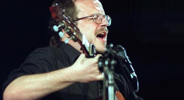 15 lat temu zmarł Jacek Kaczmarski, poeta i pieśniarz