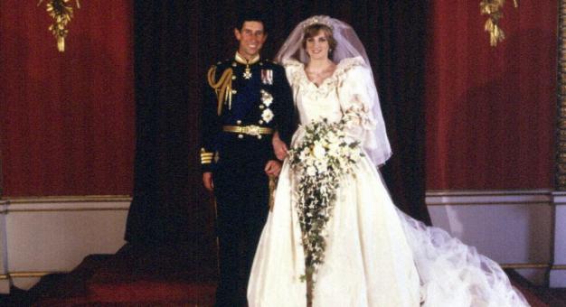 Wkrótce trafi na aukcję kawałek tortu z wesela księżnej Diany i księcia Karola