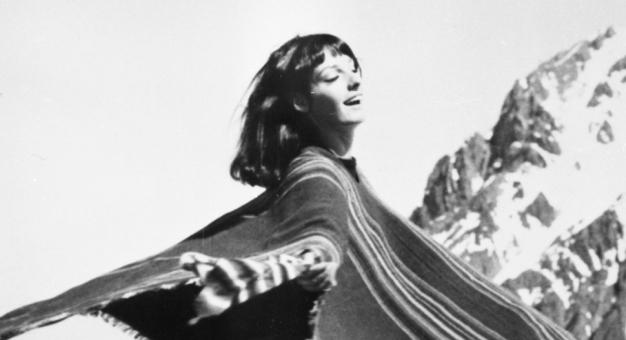Zmarła słynna piosenkarka i aktorka Marie Laforet