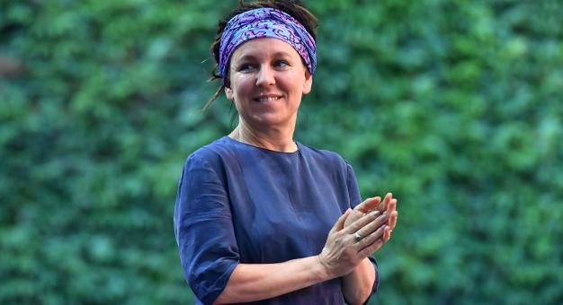 Olga Tokarczuk - laureatką literackiego Nobla za rok 2018
