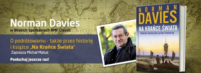 Norman Davies w Bliskich Spotkaniach