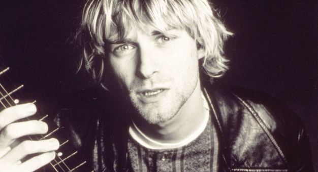 Gitara Kurta Cobaina na aukcji