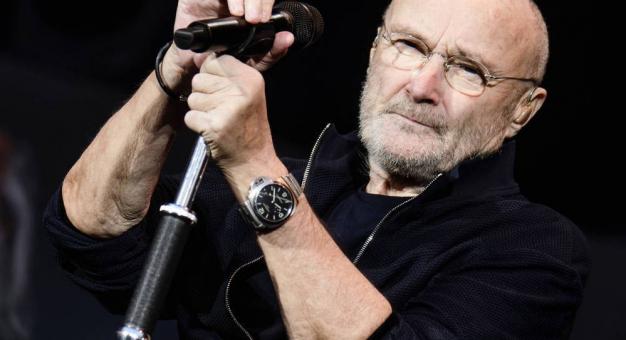 Phil Collins rozważa zakończenie kariery z powodu złego stanu zdrowia