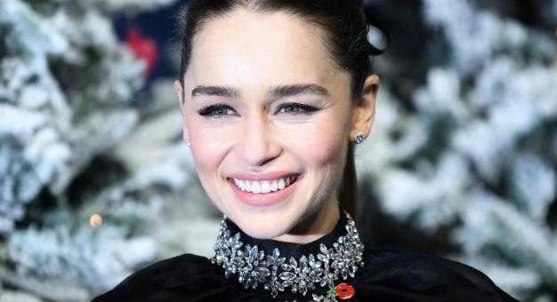 Emilia Clarke: udar okazał się błogosławieństwem