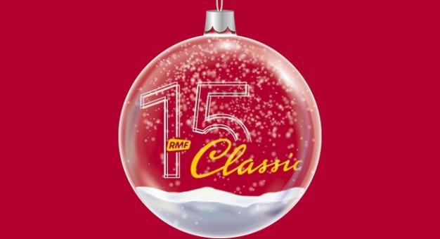 """RMF CLASSIC znów zagra """"Najpiękniejszą Muzykę na Święta""""!"""