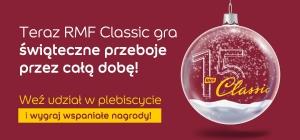 Weź udział w Plebiscycie na Świąteczny Przebój Wszech Czasów i wygraj wspaniałe nagrody!